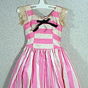Vintage Madame Alexander Cissy Sun Dress, 1950's