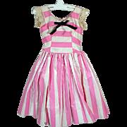 Vintage Madame Alexander Cissy Sun Dress, 1950's
