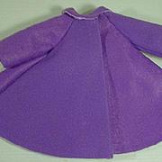 Madame Alexander Elise Size Plush Lavender Coat