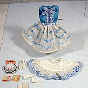 Mattel Vintage Skipper Outfit, Happy Birthday, 1965