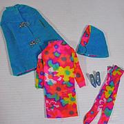 Vintage Mattel Francie Outfit, Style Setters, 1966