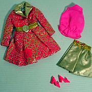 Vintage Mattel Barbie Outfit, Special Sparkle, 1970