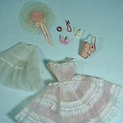 Vintage Mattel Barbie Outfit, Plantation Belle, 1960