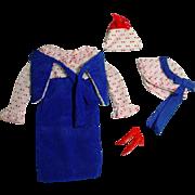 Vintage Mattel Francie Outfit, Concert In The Park, 1966