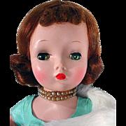 Vintage Madame Alexander Cissy Doll, 1950's