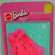 Vintage Mattel Barbie NRFC Best Buy Outfit, 1974