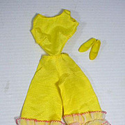 Vintage Mattel Barbie Outfit, Caribbean Cruise, 1967