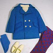 Vintage Mattel Ken Outfit, The Sea Scene, 1971