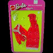 Mattel NRFC Barbie Best Buy Fashion, 1974