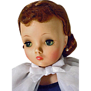 Madame Alexander Cissy Doll in Cocktail Ensemble, 1950's