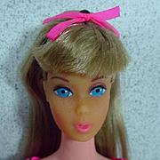 Vintage Mattel Standard Barbie Doll, 1971!