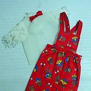 Vintage Mattel Skipper Best Buy Outfit from 1974