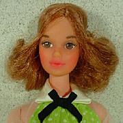 Vintage Mattel Quick Curl Kelley Doll, 1973