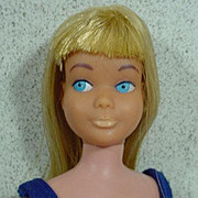 Vintage Mattel Bend Leg Skipper, 1965