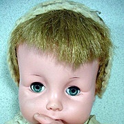 Horseman Cry-Baby Doll, 1962, Battery Operated