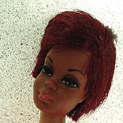 Vintage Mattel Julia Doll in Pink Fantasy, 1969
