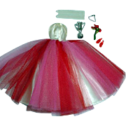 Vintage Mattel Barbie Outfit, Campus Sweetheart, 1965