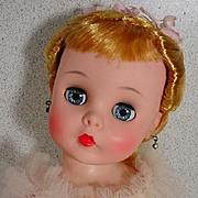 Vintage Madame Alexander Elise Ballerina w/Marybel Face, 1963