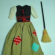 VIntage Barbie Mattel Poor Cinderella Outfit, 1964