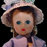 Vintage Madame Alexander Cissette Doll, 1957