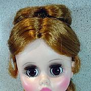 VIntage Madame Alexander Elise Doll in Mod Dress, 1960's