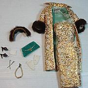 Vintage Mattel Barbie Outfit, Evening Splendor, 1960