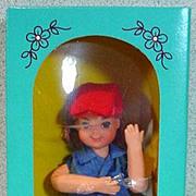 Vintage NRFB Mattel Todd Doll, 1976, European Market