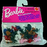 Mattel Barbie Shoe Pack, Sealed in Package, 1993