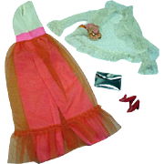 Mattel Vintage Barbie Best Buy Evening Outfit, 1973