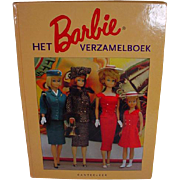 1994 German Hard Bound Barbie Reference Book w/Photos