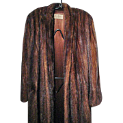 Vintage, Ladies Mink Coat