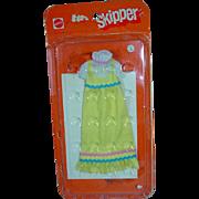 Vintage Mattel Skipper NRFC Best Buy Outfit, 1973