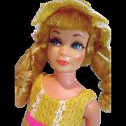 Vintage Mattel 1969 TNT Skipper in Sunny Suity