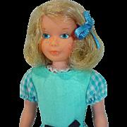 Mattel 1973 Quick Curl Skipper in Original Outfit