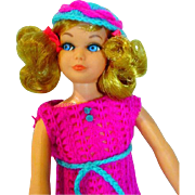 Mattel Living Skipper in Knit Bit, 1969-70