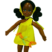 "Mattel European Carla in ""Am Strand"" 1974-78"