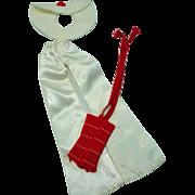 Vintage 1972 Hasbro Leggy Doll Original Outfit
