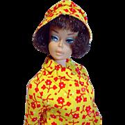 Vintage Mattel Barbie American Girl in Travel Togethers, 1965-67