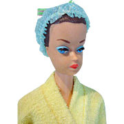Mattel Barbie Fashion Queen in Singing In the Shower, 1963
