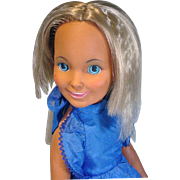Ideal Brandi Growing Hair Doll, 1972