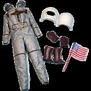 Vintage Mattel Barbie Outfit, Miss Astronaut, 1965!