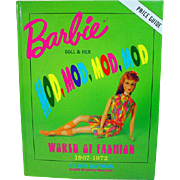 """Barbie & Her Mod, Mod, Mod, World of Fashion 196701972"" HC Book, Joe Blitman, 1996"