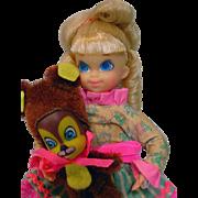 Mattel Lori 'N Rori Pretty Pairs Dolls, 1970
