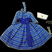 Vintage Mattel Barbie Outfit, Let's Dance, Complete, 1960