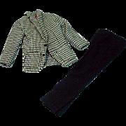 Vintage Mattel Ken Outfit, country Clubbin' 1964