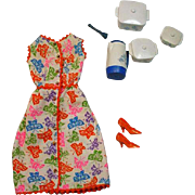 Vintage Mattel Barbie Outfit, Brunch Time, 1965
