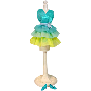 Vintage Mattel Barbie Outfit, Dreamy Blues, 1970