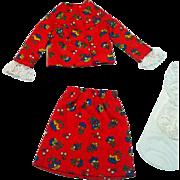 Mattel Vintage Barbie Best Buy Outfit, 1974