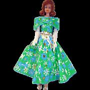 Mattel Titian Midge in Sew Free Fashion, Stardust, 1964-5