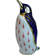 Vintage, Royal Crown Derby Bone China Penguin